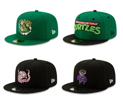 Teenage Mutant Ninja Turtles Hat Collection by New Era Cap