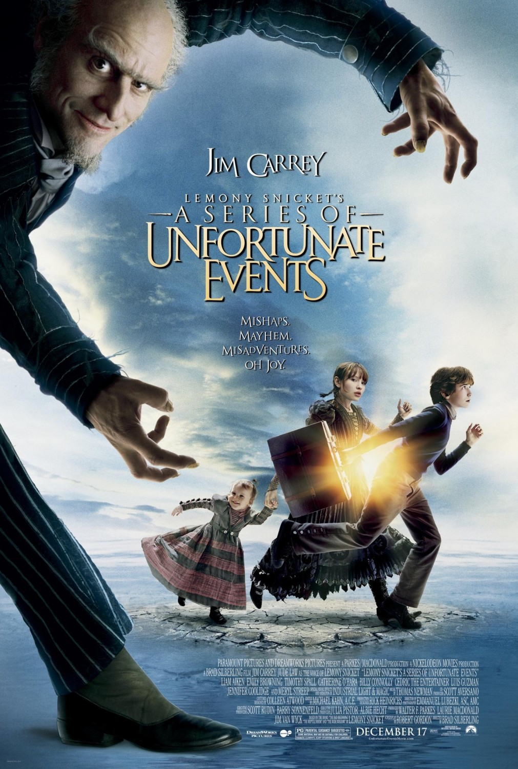 Lemony Snicket's A Series of Unfortunate Events (2004) ταινιες online seires xrysoi greek subs
