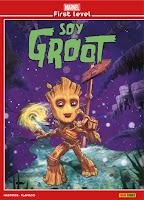 MARVEL FIRST LEVEL. SOY GROOT