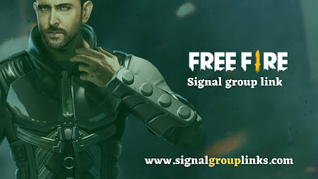 Free Fire Signal Group links