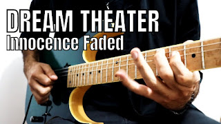 Solo Cover Dream Theater, Dream theater guitar solo