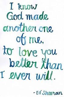 Ed Sheeran Lyrics - UNI