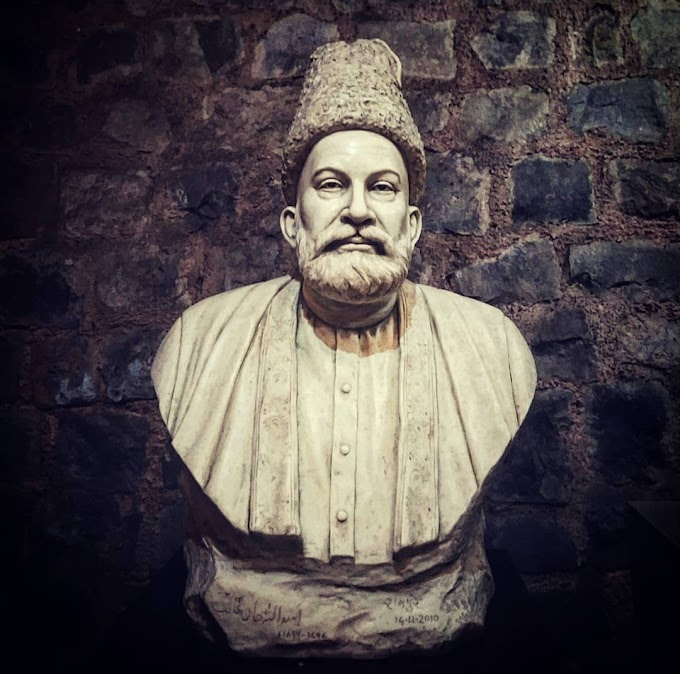 Best Mirza Galib - Urdu Poetry
