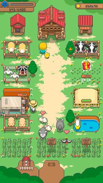 tiny pixel farm offline