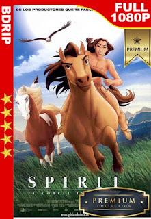 Spirit : El Corcel Indomable (2002) [1080p BDrip] [Latino-Inglés] [GoogleDrive]