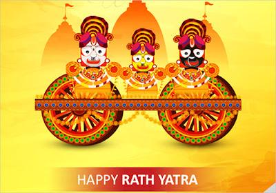 Jagannath Rath Yatra HD Photos for Instagram
