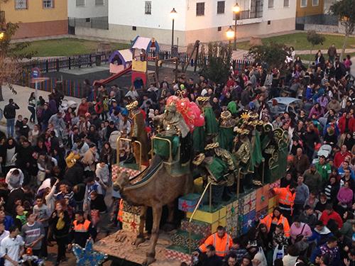 Horario e Itinerario Cabalgata de Reyes Magos 2020 en Chipiona (Cádiz)