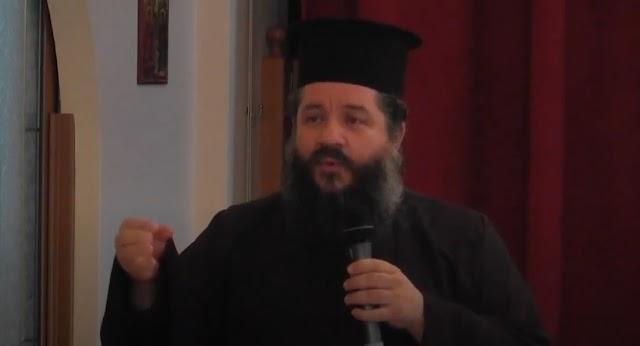 Ο π. Γεώργιος Σχοινάς, στο 19ο Ιεραποστολικό Συνέδριο στις 23-8-14