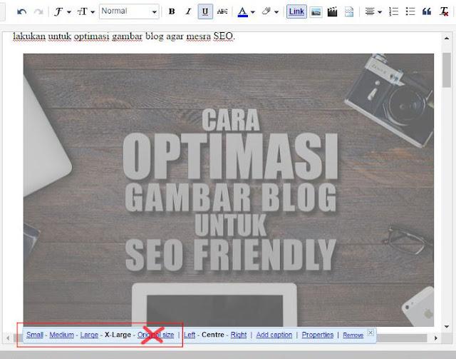 Cara Optimasi Gambar Blog Untuk SEO Friendly