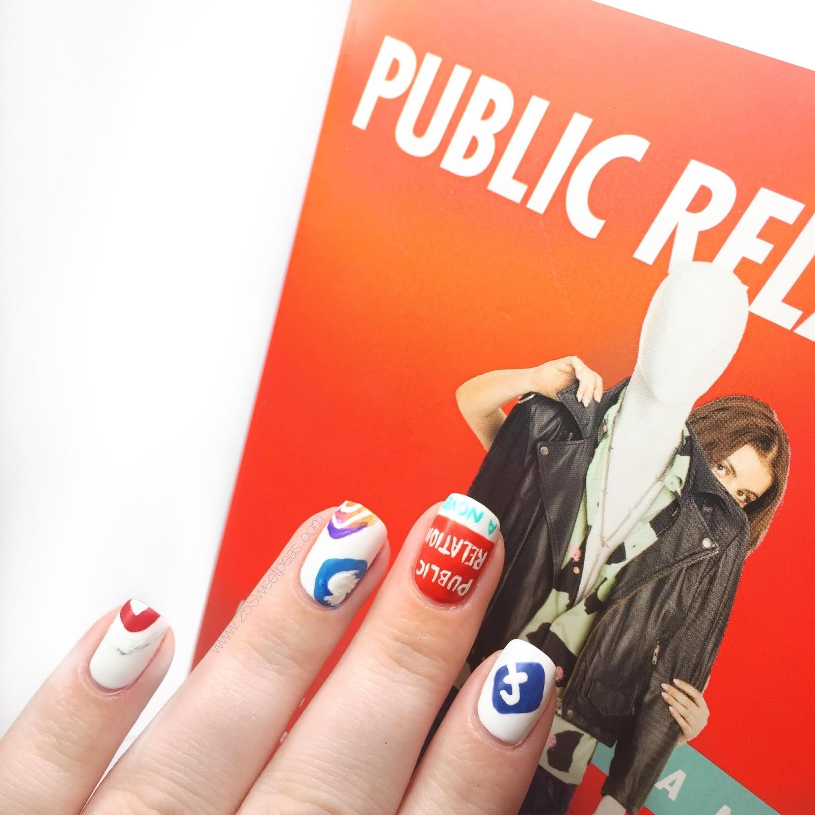 Public Relations a Novel