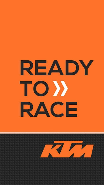 ready to race ktm wallpaper