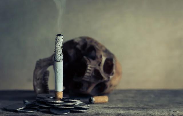 rokok menyebabkan kanker