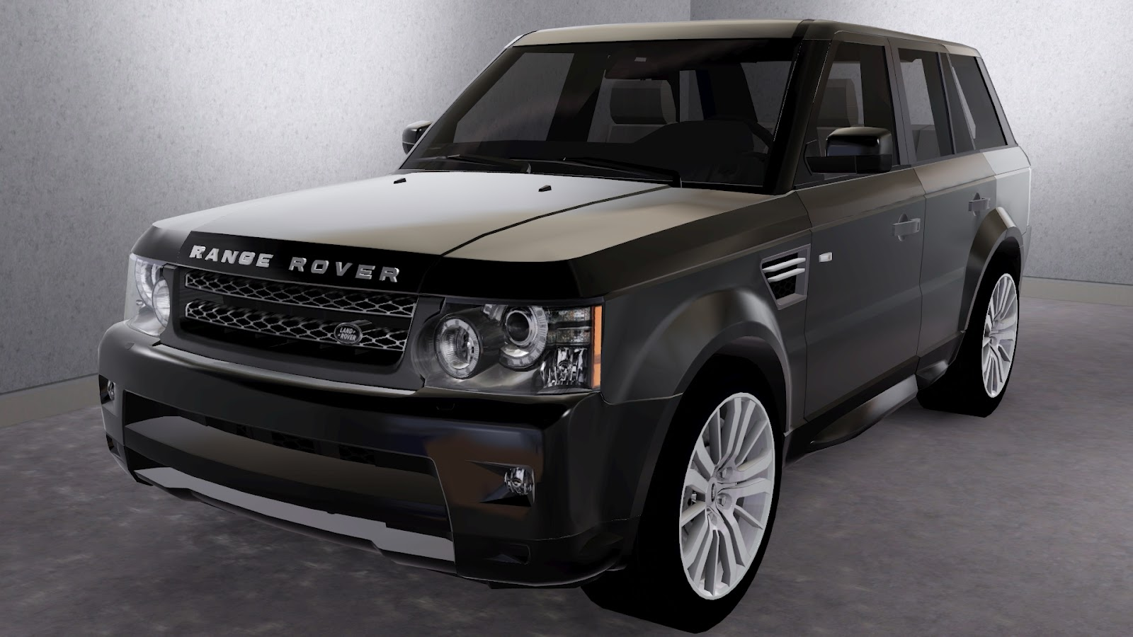 my sims 3 blog 2011 land rover range rover sport by fresh prince. Black Bedroom Furniture Sets. Home Design Ideas
