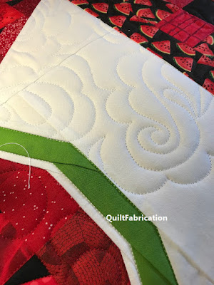 watermelon quilting
