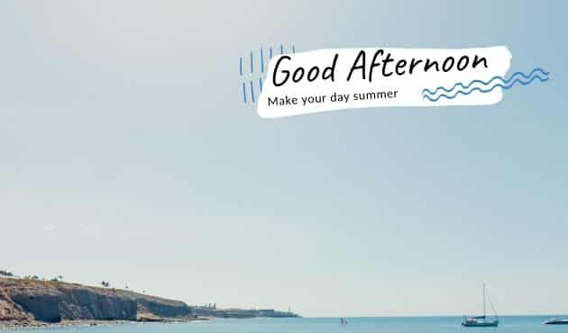 Good-afternoon-image-beach