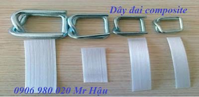 Các size cơ bản của dây composite