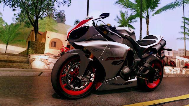 GTA V Bikes Pack For GTA San Andreas 2021