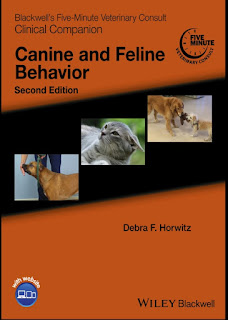 Blackwell's Five-Minute Veterinary Consult Clinical Companion Canine and Feline Behavior 2nd Edition