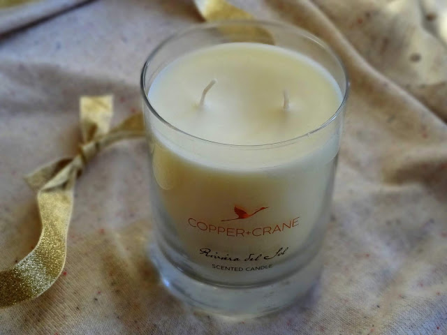 Two New Holiday Candles To Try From Copper+Crane And Clove + Hallow