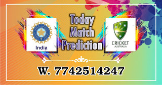 Ind vs Aus 1st Match Who will win Today International ODI? Cricfrog