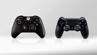 Xbox One and PS 4 Default controllers