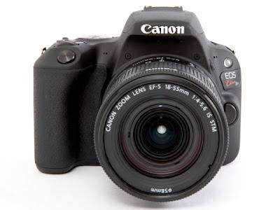 Canon EOS Kiss X10 DSLRファームウェアのダウンロード