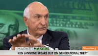 "Ken Langone on Obama Admin: ""....I'm sorry to say, is anti-business"""