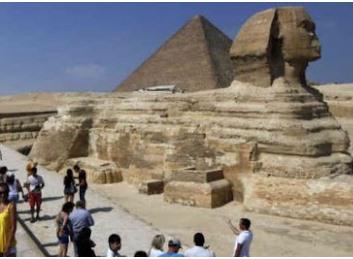 الأهرامات المصرية تاريخ قديم