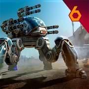 تحميل لعبة War Robots للاندرويد مهكرة