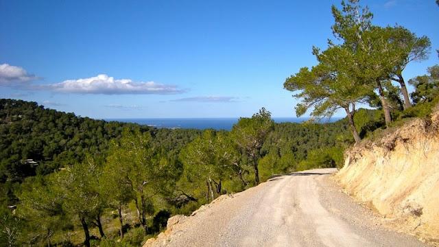 Como chegar até Sa Talaia em Ibiza