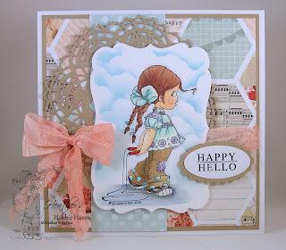 Heather's Hobbie Haven - Skippydee Card Kit