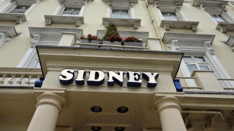 Sidney Hotel London, un hospedaje recomendado en Londres