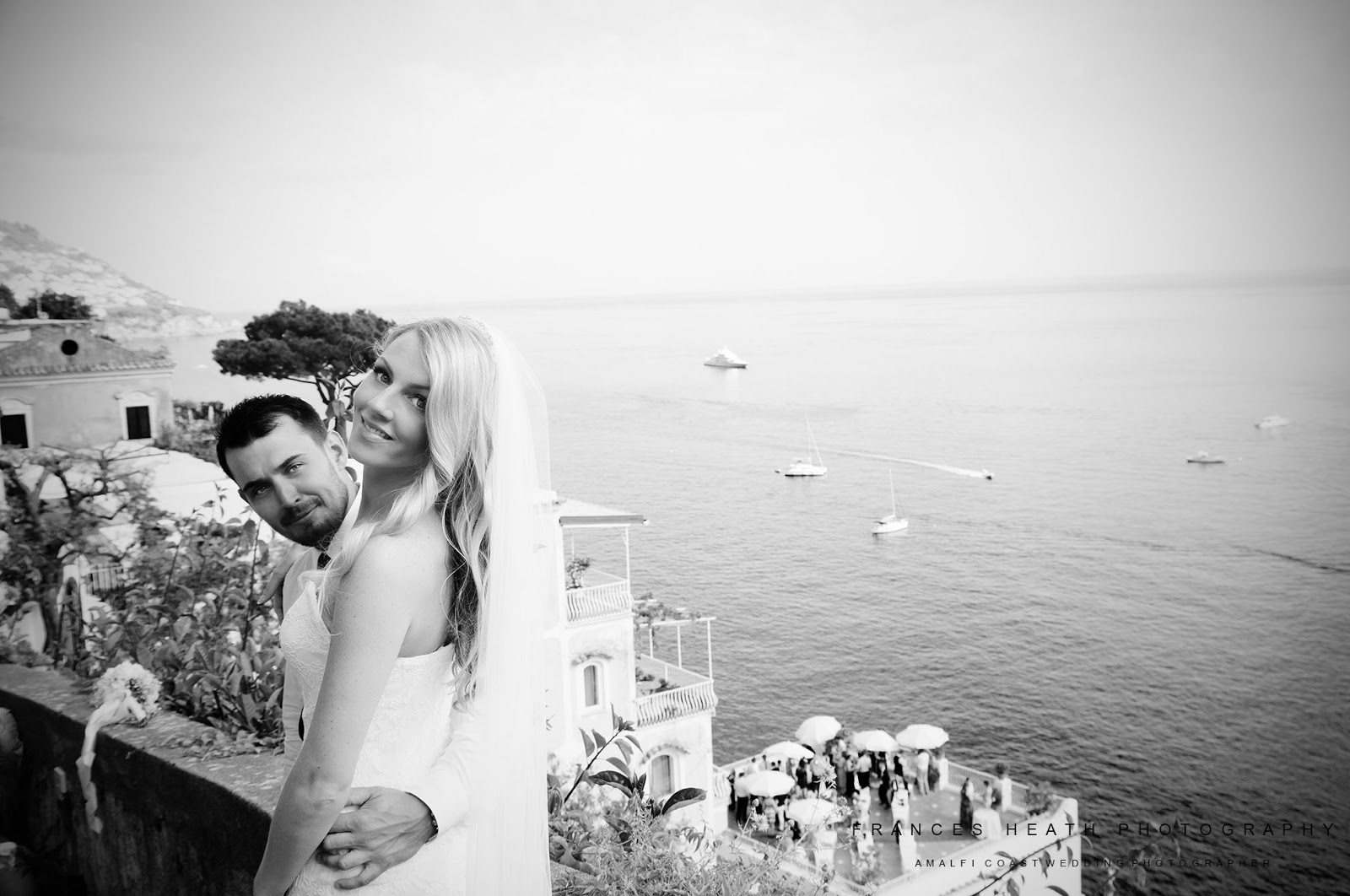 Wedding portrait Hotel Marincanto