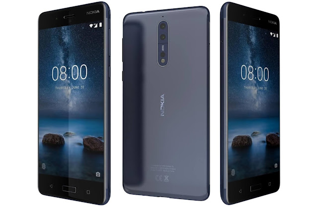 Nokia 8 (2020): Full Phone Specs, Reviews, And Price in Pakistan