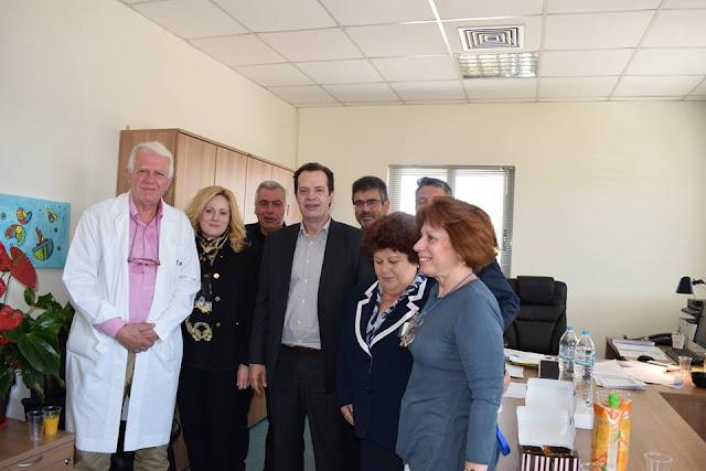Γ. Δέδες από την Αργολίδα: Η Περιφέρεια χρειάζεται νέα πρόσωπα και νέα στρατηγική ανάπτυξης