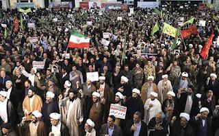 Demo di Negara Syiah Iran, 106 Orang Tewas