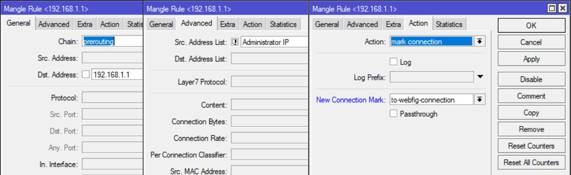 Cara Blokir Client agar tidak Bisa Login ke MikroTik lewat Mangle
