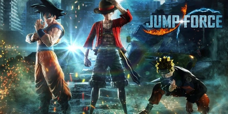 Jump Force Free Download PC Game- CODEX >> Game HoIT Asia