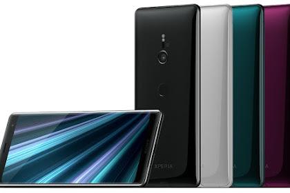 Sony Luncurkan Smartphone Xperia XZ3 Dengan Snapdragon 845 dan Kamera 19 MP