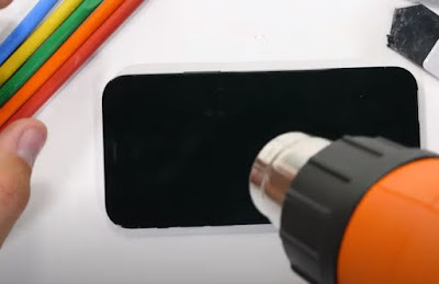 iPhone 12 Pro Teardown see how to remove screen