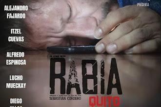 """OBRA DE TEATRO """"RABIA"""" DIRIGIDA POR SEBASTIÁN CORDERO"""