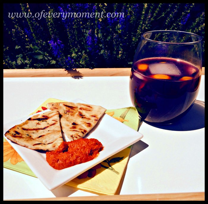 Recipe, sangria, appetizer