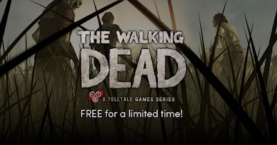 Free Steam Game Key Giveaway - The Walking Dead: Season 1