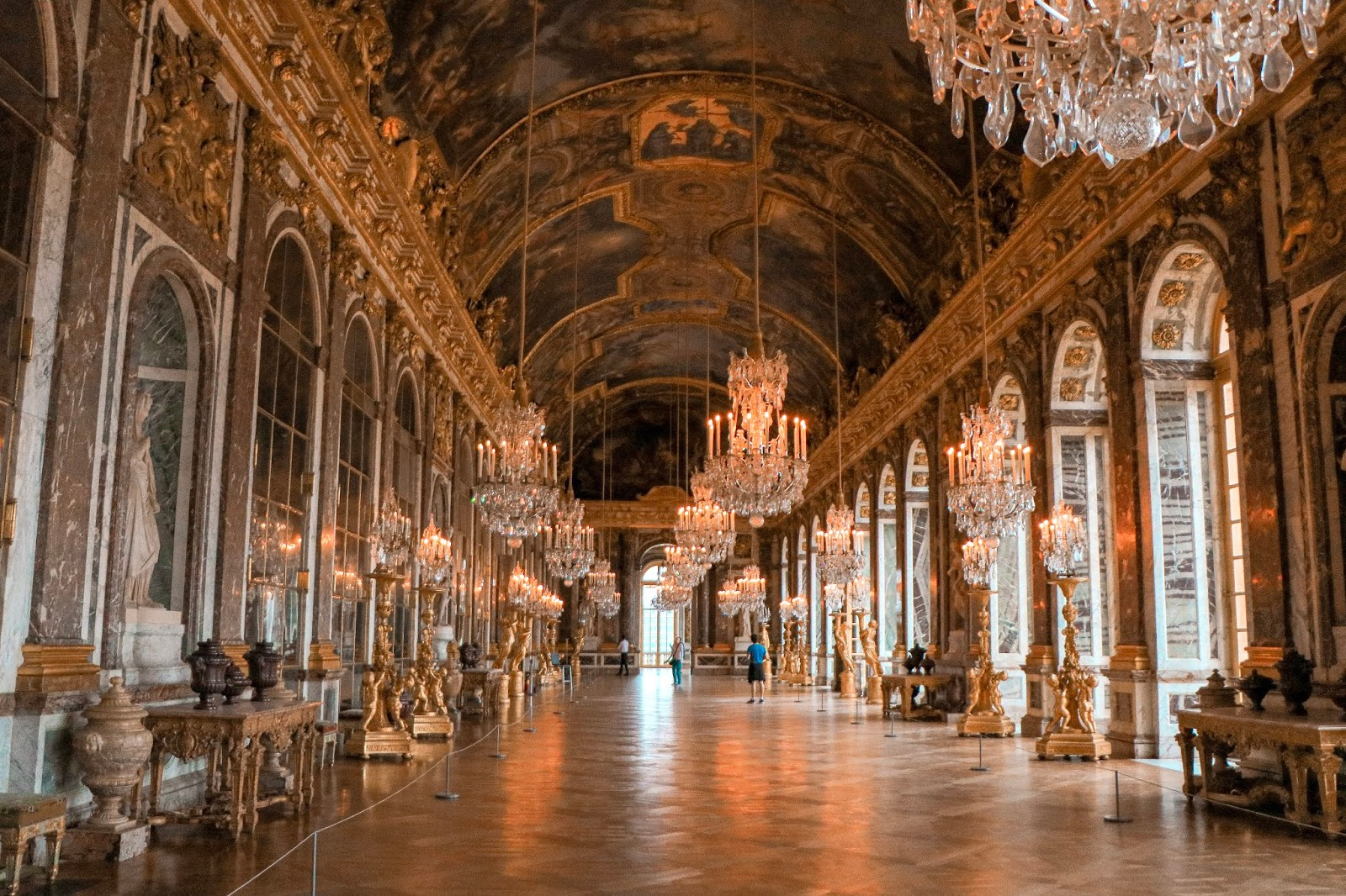 My Travel Background : au revoir Paris - Versailles