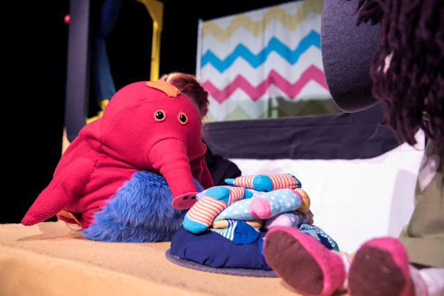 Gateshead Theatre Show PenguinPig Promotes Children's Online Safety