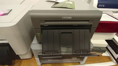 Citizen CX2 Printer Driver Download