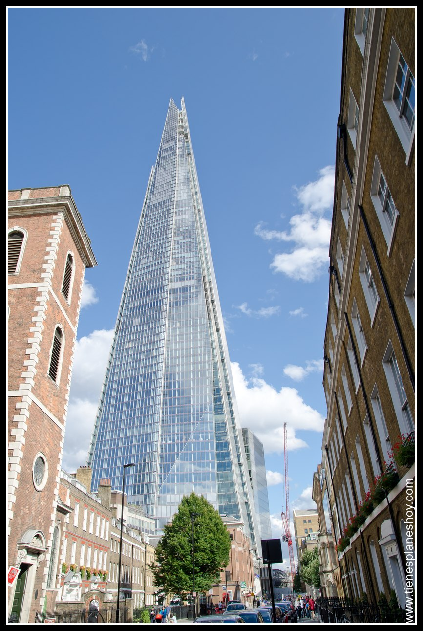The Shard Londres (London) Inglaterra
