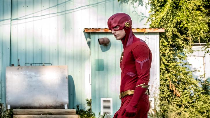 The Flash - Episode 5.03 - The Death of Vibe - Press Release + Promotional Photos