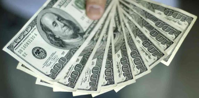 Sorteio de US $ 1.000 Dólares