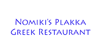 Nomiki's Plakka is a small Greek restaurant that is family owned in Fort Myers, Florida